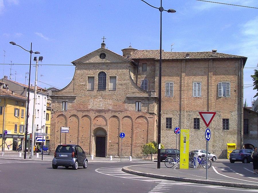 Santa Croce, Parma
