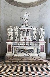 Santa Giustina (Padua) - Chapel of saint Maximus of Padua