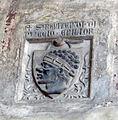 Santa croce, int., chiostro grande, stemma pucci.jpg