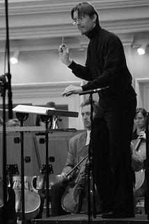 Sasha Mäkilä Finnish conductor