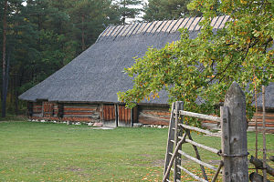 Estonian Open Air Museum - Image: Sassi Jaani 01