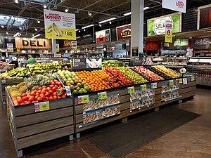 Save-On-Foods - Image: Save On Foods Saskatoon produce and prepared foods