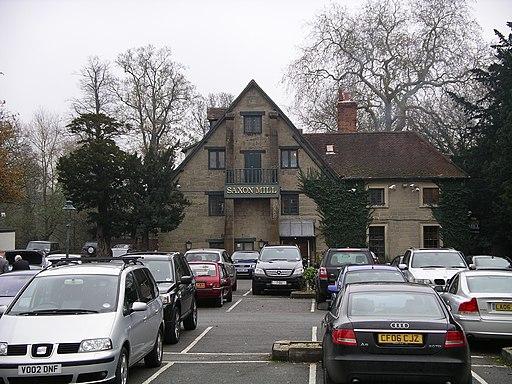 Saxon Mill, Warwickshire 20n07