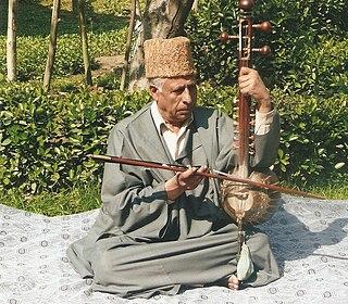 Ghulam Mohammad Saznawaz