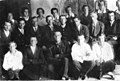 Schüler und Lehrer der Mittelschule Rastadt 1934.jpg