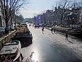 Schaatsen op de Prinsengracht in Amsterdam foto17.jpg