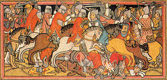 War of the Lüneburg Succession - By winning the battle on the Strietfield at Winsen in 1388, Duke Henry I secured the Principality for the House of Welf.