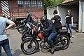Schleswig-Holstein, Wilster, Zehnte Internationale VFV ADAC Zwei-Tage-Motorrad-Veteranen-Fahrt-Norddeutschland und 33te Int-Windmill-Rally NIK 4053.jpg