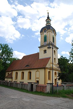 Schöneiche – Old Castle Church
