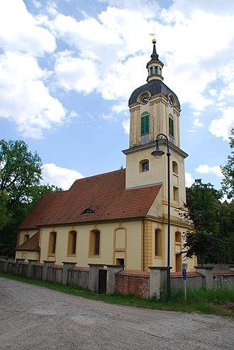 Schöneiche - Schöneiche – Old Castle Church