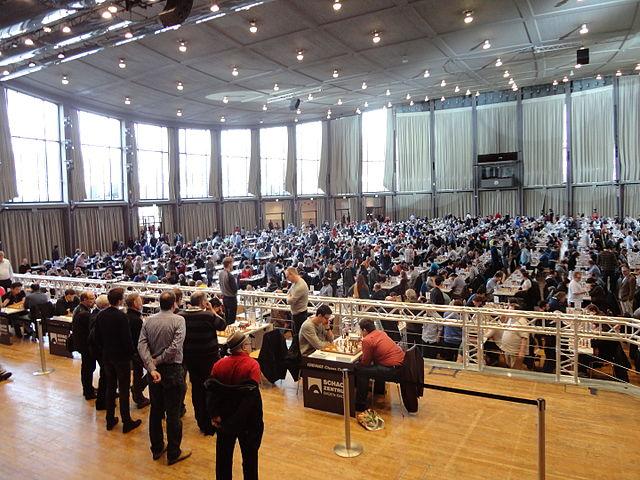 Schachturnier Karlsruhe