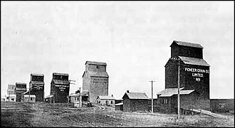 Higher education in Saskatchewan - Scotsguard 1920
