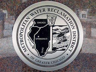 Metropolitan Water Reclamation District of Greater Chicago - District Seal
