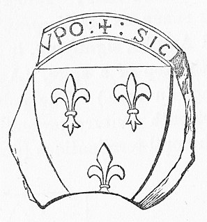 William de Cantilupe (died 1239) 13th-century Anglo-Norman nobleman and sheriff