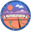 Official seal of Adelanto