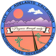 Seal of Adelanto, California.png