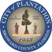 Seal of Plantation, Florida.png