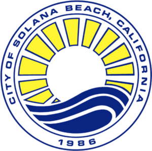 Solana Beach, California - Image: Seal of Solana Beach, California