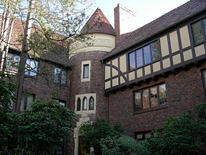 """Fred Anhalt - 1005 E. Roy (""""Ten-O-Five""""), one of several Anhalt buildings with Seattle city landmark status"""