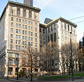Seattle - City Hall Park & King County Courthouse P.jpg