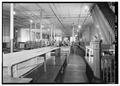 Second floor, interior, looking north - Morgan-Reeves Building, 208-210 Public Square, Nashville, Davidson County, TN HABS TENN,19-NASH,9-2.tif