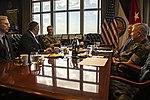 Secretary Pompeo Attends a Working Breakfast With CENTCOM & SOCOM Commanders (48086102677).jpg