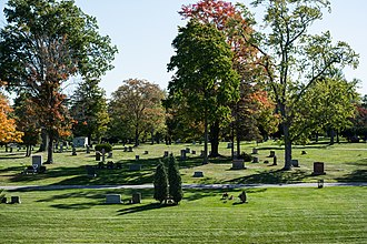 Knollwood Cemetery - Section 27 at Knollwood Cemetery