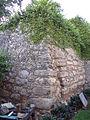 Section of Mayan Pyramid in Garden of Hotel San Miguel Arcangel - Izamal - Merida - Mexico.jpg