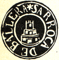 Segell municipal de Sarroca de Bellera.png