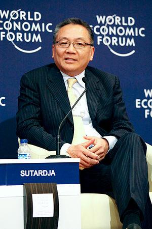 Sehat Sutardja - Sehat Sutardja at the World Economic Forum on East Asia in Jakarta, Indonesia, 2011