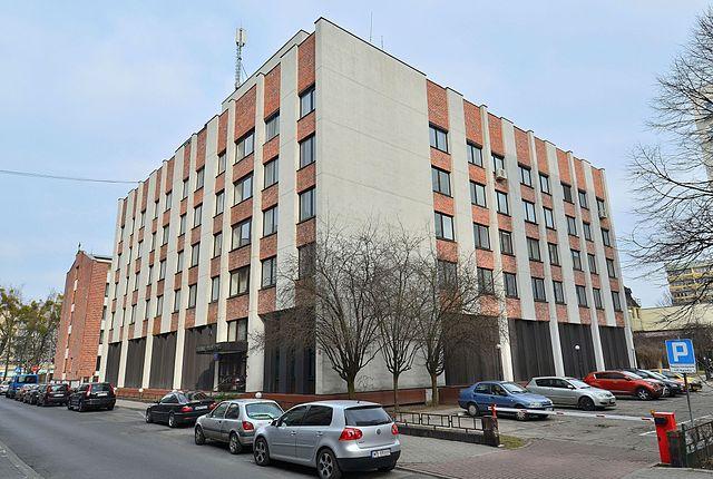 https://upload.wikimedia.org/wikipedia/commons/thumb/f/fd/Sekretariat_Episkopatu_Polski_2015_01.JPG/640px-Sekretariat_Episkopatu_Polski_2015_01.JPG