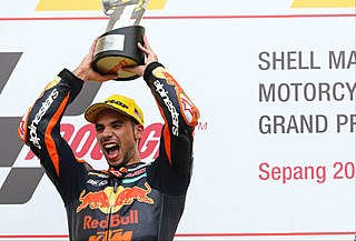 Miguel Oliveira (motorcyclist) Portuguese motorcycle racer