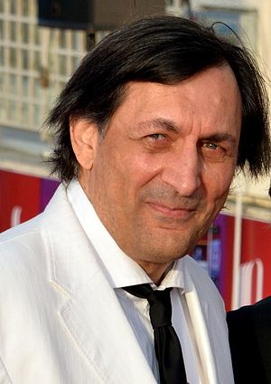 Serge Riaboukine - Serge Riaboukine to the 2015 Cabourg Film Festival