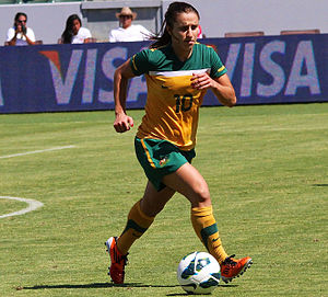 Servet Uzunlar - Uzunlar playing for Australia