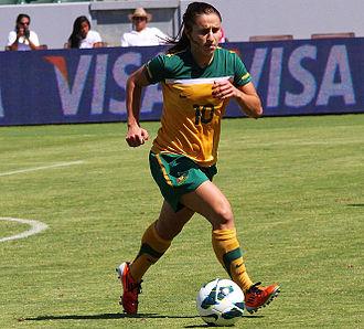 Servet Uzunlar - Uzunlar playing for Australia