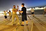 Service members, civilians learn Hapkido on Kandahar Airfield DVIDS422645.jpg