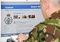 Serviceman Using Facebook MOD 45152905.jpg