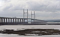 Severn Beach MMB 31 Second Severn Crossing.jpg