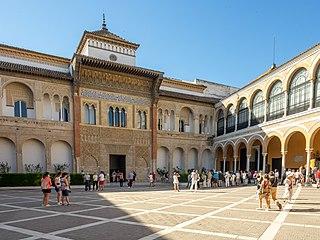 Alcázar of Seville Royal palace in Seville, Spain