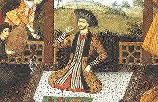 Suleiman of Persia 8Th Safavid Shah