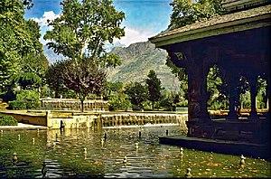 Shalimar Gardens (Kashmir, India)