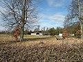 Sheds and Hurdles at Bottisham Park - geograph.org.uk - 1181375.jpg