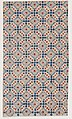 Sheet with an overall pattern of dots and squares Met DP886599.jpg