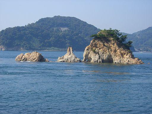Shiju-shima (Turner island) Matsuyama-City