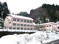 Shinonsen town Kumadani elementary school.jpg