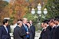 Shinzō Abe and Donald Trump at Akasaka Palace (3).jpg