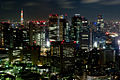 Shiodome Area - Tokyo night view.jpg
