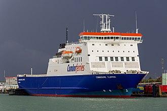 Condor Ferries - The Commodore Clipper