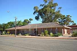 Shire Office, Three Springs, 2013 01.JPG
