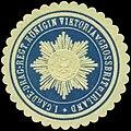 Siegelmarke 1. Garde Dragoner-Regiment Königin Viktoria von Grossbritannien und Irland W0329085.jpg